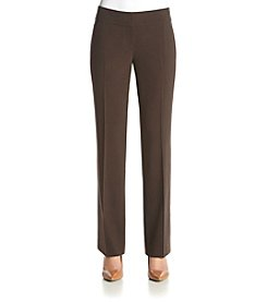 Nine West® Crepe Stretch Trouser Pants