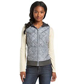 Ruff Hewn Petites' Printed Lightweight Vest