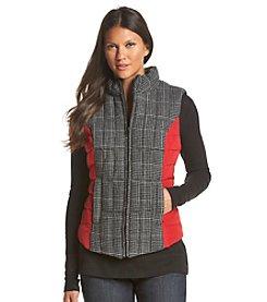 Ruff Hewn Panel Puffer Vest