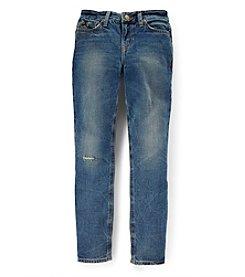 Ralph Lauren Childrenswear Boys' 8-20 Ranald Wash Skinny Jeans