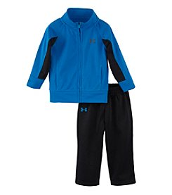 Under Armour® Baby Boys' 12-24M Element Tricot Set