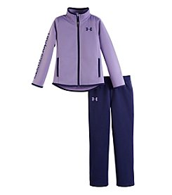 Under Armour® Baby Girls' Hero Set