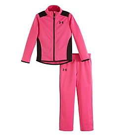 Under Armour® Baby Girls' Newborn-12M Elevate Set