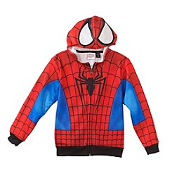 Marvel® Boys' 4-7 Spider-Man® Fleece Hoodie