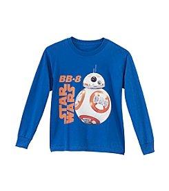 Star Wars® Boys' 8-20 Star Wars Robot Tee