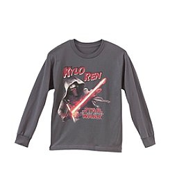 Star Wars® Boys' 8-20 Kylo Ren™ Long Sleeve Tee