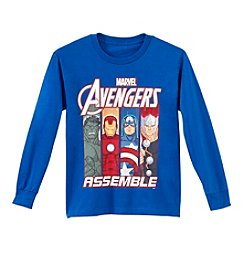 Marvel® Boys' 8-20 The Avengers™ Long Sleeve Tee