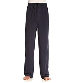 John Bartlett Statements Men's Big & Tall Solid Jersey Sleep Pants