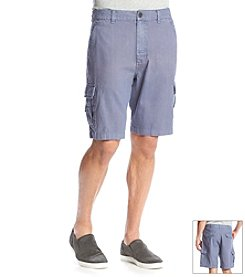 Paradise Collection® Men's Linen Cargo Shorts
