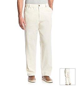 Paradise Collection® Men's Linen Drawstring Pants