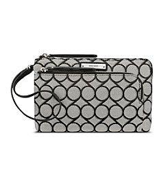 Nine West® 9s Jacquard Zip Pouch