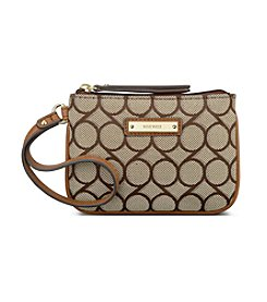 Nine West® 9s Jacquard Wristlet