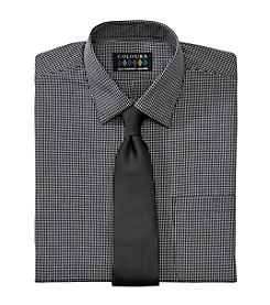 Alexander Julian® Men's Big & Tall Mens Regular Fit Dress Shirt