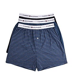 Tommy Hilfiger® Men's 3-Pack Knit Boxers