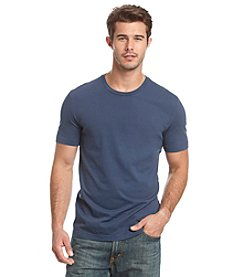 Ruff Hewn Men's Short Sleeve Washed Crew Neck Tee