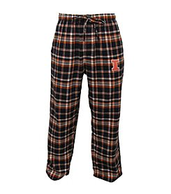 NCAA® Illinois Men's Bleacher Flannel Pants