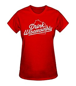 Drink Wisconsinbly® Short Sleeve Drink Wisconsinbly Tee