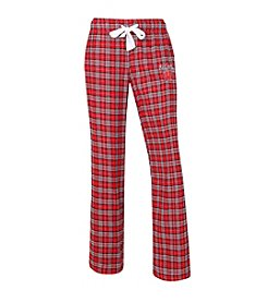 College Concepts NCAA® Wisconsin Badgers Women's Ovation Flannel Pant