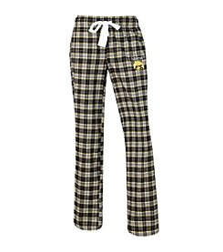 College Concepts NCAA® Iowa Hawkeyes Women's Ovation Flannel Pant