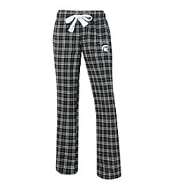 College Concepts NCAA® Michigan State Spartans Women's Ovation Flannel Pant
