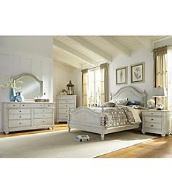 Liberty Furniture Harborview Dove Gray Bedroom Collection