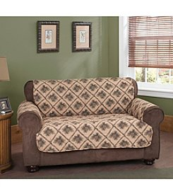 Innovative Textiles Pinecones Loveseat or Sofa Slipcover