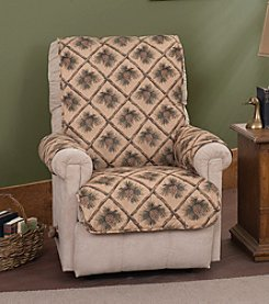 Innovative Textiles Pinecones Recliner Slipcover