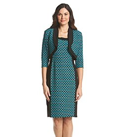 R&M Richards® Bolero Sheath Dress