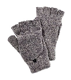 Steve Madden Marled Convertible Gloves