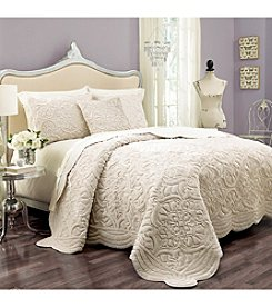 Vue™ Signature Plush Décor Charlotte Faux Fur Coverlet Collection