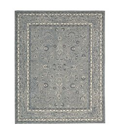 Nourison Heritage Hall Steel Area Rug