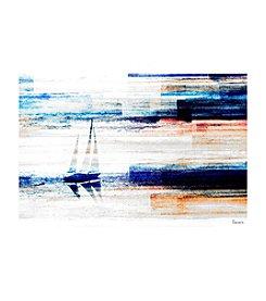 Parvez Taj Aegean Sea Art Print on Premium Canvas