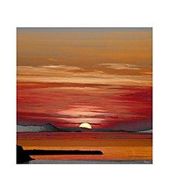 Parvez Taj Mykonos Art Print on Premium Canvas
