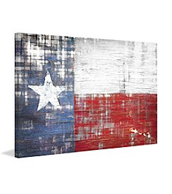 Parvez Taj Texas Work Art Print on Premium Canvas