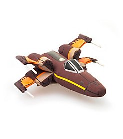 Comic Images® Star Wars® Episode 7 X-Wing Hero Starfighter Plush Vehicle