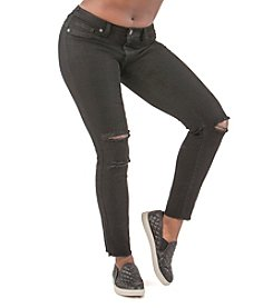 Poetic Justice® Cece Skinny Jeans