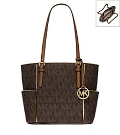MICHAEL Michael Kors® Jet Set Medium Logo Tote