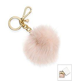 MICHAEL Michael Kors® Fur Pom Pom Key Fob