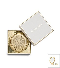 MICHAEL Michael Kors® Crystal Pave Compact Mirror