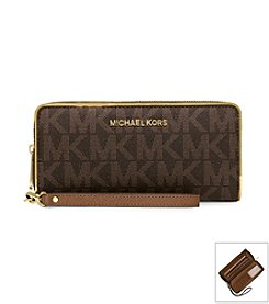 MICHAEL Michael Kors®  Jet Set Travel Continental Wristlet