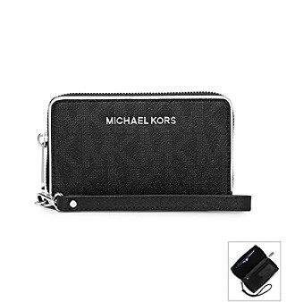 MICHAEL Michael Kors® Jet Set Travel Large Multifunction Phone Case Wristlet