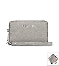 MICHAEL Michael Kors® Jet Set Travel Large Multifunction Phone Case Wristlet