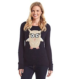 Jolt® Owl Sweater