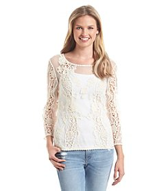 Hippie Laundry Lace Top