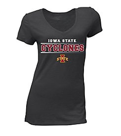 College Concepts NCAA® Iowa State Cyclones Women's Fusion Short Sleeve Shirt