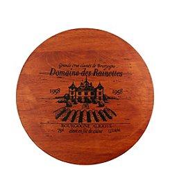 Thirstystone® Wine Cask Bourgogne Aligote Cheeseboard