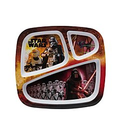 Zak Designs® Star Wars® Episode VII Divided Plate
