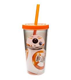 Zak Designs® Star Wars™ Episode VII BB-8™ Insulated Cup With Straw