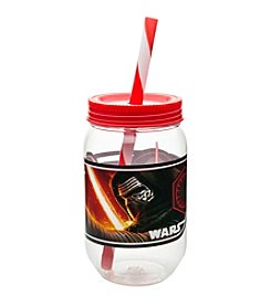 Zak Designs® Star Wars™ Episode VII Kylo Ren™ Mason Jar Tumbler