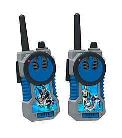 Disney® Star Wars® Ihome Classic Walkie Talkies
